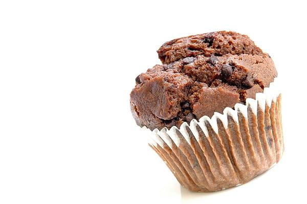 czekoladowy muffin
