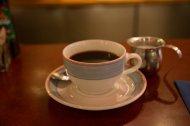kawa czarna