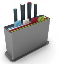 Deski do krojenia z nożami Index Plus